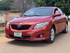 Toyota Corolla 2010 Red   Cars for sale in Kaduna State, Kaduna / Kaduna State