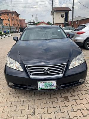 Lexus ES 2008 350 Blue | Cars for sale in Lagos State, Ojodu