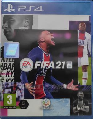 FIFA 21 Ps4 | Books & Games for sale in Abuja (FCT) State, Utako