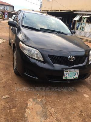Toyota Corolla 2010 Black   Cars for sale in Lagos State, Alimosho