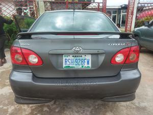 Toyota Corolla 2006 Gray   Cars for sale in Abuja (FCT) State, Asokoro