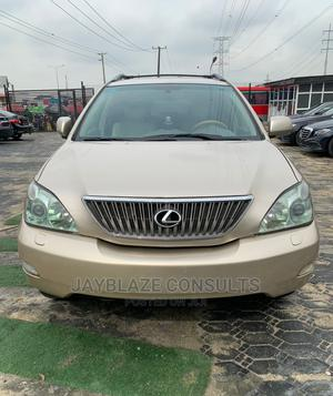 Lexus RX 2007 350 Gold   Cars for sale in Lagos State, Lekki