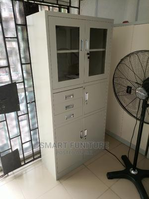 Quality Metal Cabinet With Safe | Furniture for sale in Lagos State, Ikoyi