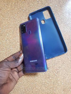 Samsung Galaxy A21s 64 GB Blue | Mobile Phones for sale in Kwara State, Ilorin South