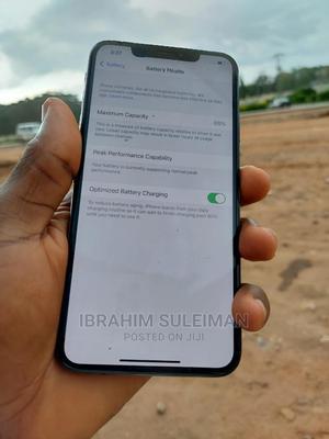 Apple iPhone XS Max 64 GB Black   Mobile Phones for sale in Ekiti State, Ado Ekiti