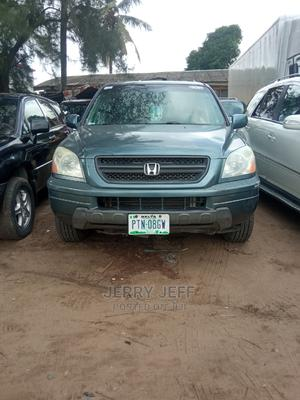Honda Pilot 2007 EX 4x4 (3.5L 6cyl 5A) Blue   Cars for sale in Lagos State, Ojo