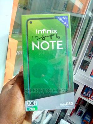 New Infinix Note 8i 128 GB Black   Mobile Phones for sale in Lagos State, Ikeja