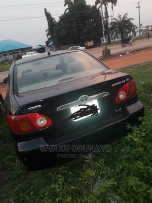Toyota Corolla 2006 LE Black   Cars for sale in Abuja (FCT) State, Gwagwalada
