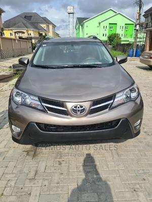 Toyota RAV4 2014 Brown | Cars for sale in Lagos State, Amuwo-Odofin