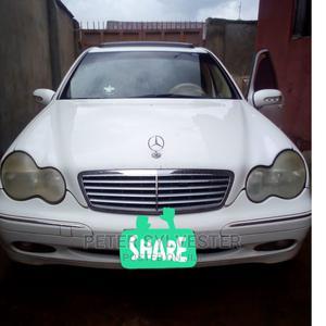 Mercedes-Benz C240 2005 White   Cars for sale in Kaduna State, Kaduna / Kaduna State