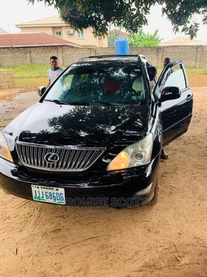Lexus RX 2004 300 4WD Black | Cars for sale in Delta State, Oshimili South