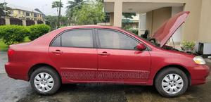 Toyota Corolla 2004 LE Red | Cars for sale in Rivers State, Port-Harcourt