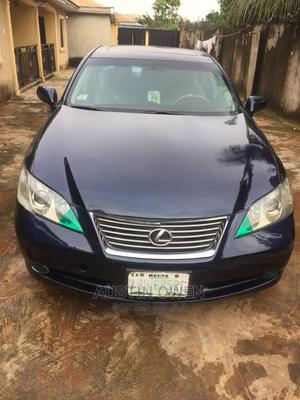 Lexus ES 2008 350 Blue | Cars for sale in Delta State, Oshimili South
