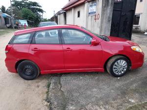 Toyota Matrix 2004 Red | Cars for sale in Akwa Ibom State, Uyo