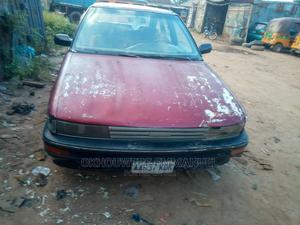 Toyota Corolla 1996 160i GLE Red   Cars for sale in Kaduna State, Zaria