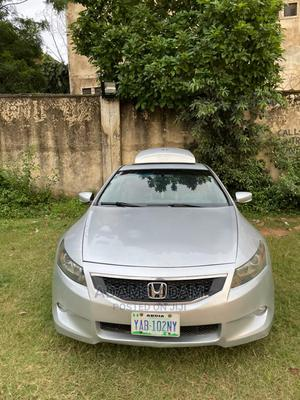Honda Accord 2009 Coupe 2.4 EX Silver   Cars for sale in Abuja (FCT) State, Lugbe District