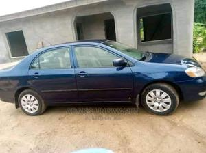 Toyota Corolla 2006 1.6 VVT-i Sol Blue   Cars for sale in Benue State, Makurdi