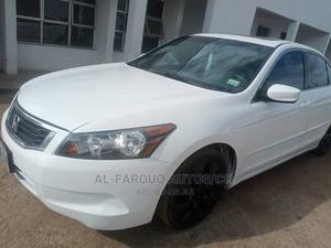 Honda Accord 2008 2.0 Comfort Automatic White | Cars for sale in Abuja (FCT) State, Gwagwalada