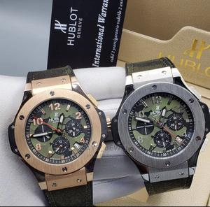 Camou Strap Hublot | Watches for sale in Lagos State, Ikotun/Igando