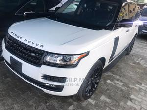 Land Rover Range Rover 2017 White | Cars for sale in Lagos State, Ajah