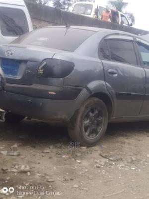 Kia Rio 2009 1.6 LX Gray   Cars for sale in Lagos State, Ikoyi