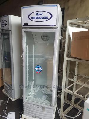 Haier THERMOCOOL Standing Showcase Glass 100%Copper | Store Equipment for sale in Lagos State, Ojo
