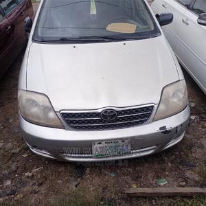 Toyota Corolla 2003 Sedan Silver   Cars for sale in Delta State, Warri