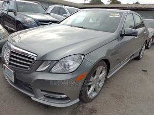 Mercedes-Benz E350 2013 Gray | Cars for sale in Lagos State, Apapa