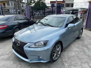 Lexus IS 2008 250 Blue | Cars for sale in Lagos State, Ogba