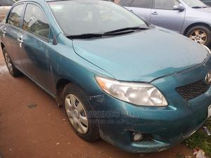 Toyota Corolla 2009 Green   Cars for sale in Lagos State, Ipaja