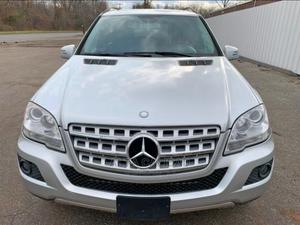 Mercedes-Benz M Class 2011 ML 350 4Matic Silver   Cars for sale in Lagos State, Surulere