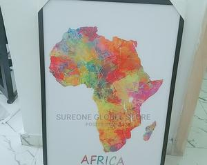 African Map Artwork | Arts & Crafts for sale in Lagos State, Ikoyi