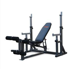 Brand New 4500WB Olympic Bench Press | Sports Equipment for sale in Lagos State, Surulere