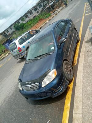 Toyota Corolla 2004 Blue   Cars for sale in Lagos State, Epe