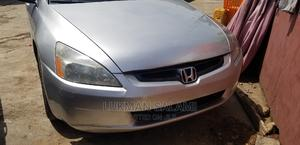 Honda Accord 2005 2.0 Comfort Automatic Silver | Cars for sale in Oyo State, Ibadan