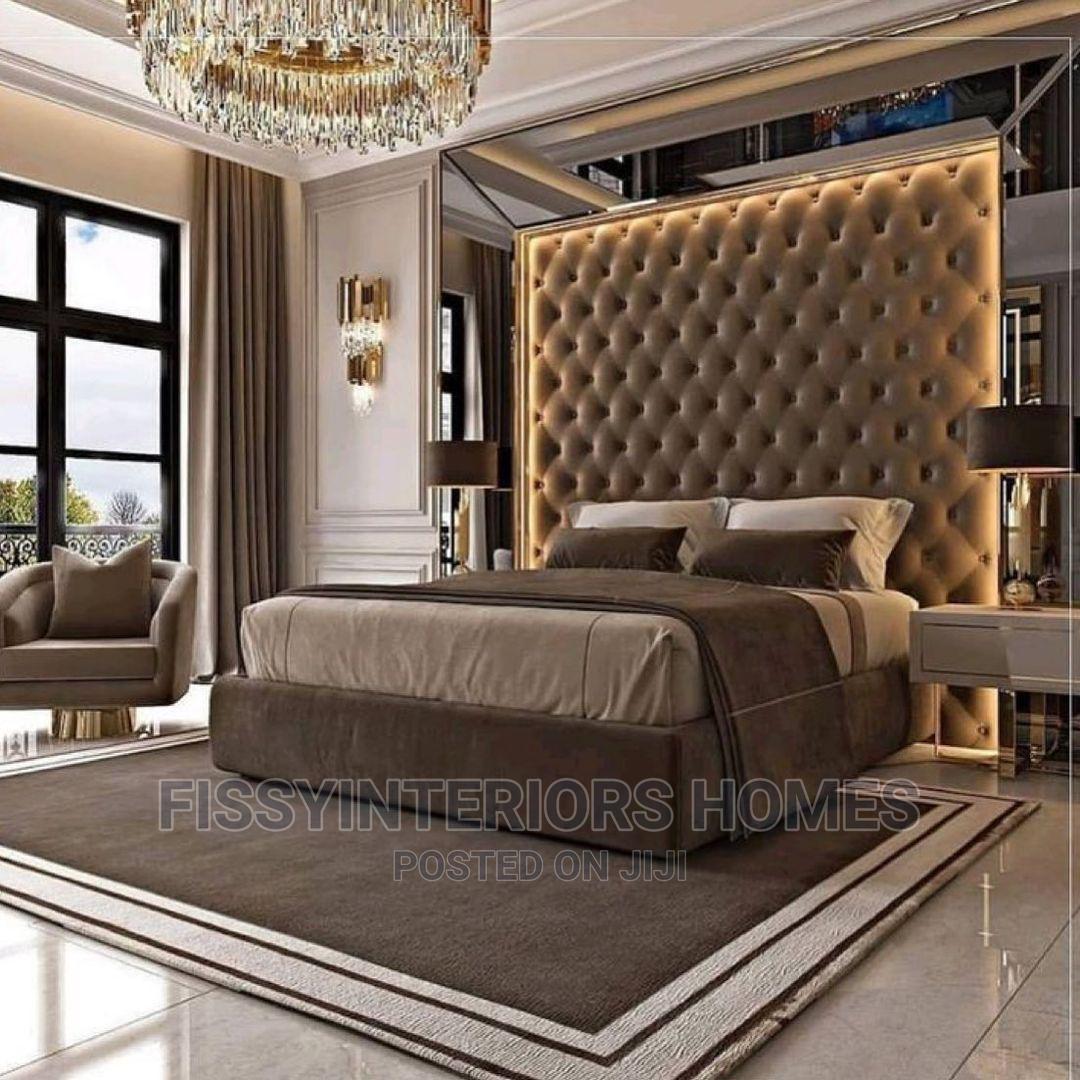 Fissy Interior Bed