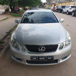 Lexus GS 2006 300 AWD Silver | Cars for sale in Lagos State, Amuwo-Odofin