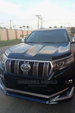 New Toyota Land Cruiser Prado 2019 Black | Cars for sale in Lagos State, Agege