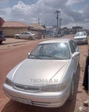 Toyota Corolla 1998 Silver   Cars for sale in Kaduna State, Chikun