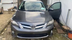 Toyota Corolla 2013 Gray | Cars for sale in Lagos State, Gbagada