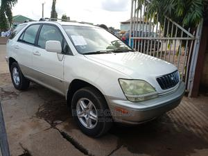 Lexus RX 2001 300 White   Cars for sale in Lagos State, Abule Egba