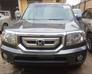 Honda Pilot 2010 Gray   Cars for sale in Lagos State, Ejigbo