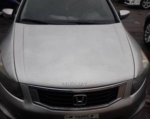 Honda Accord 2009 EX Automatic Silver | Cars for sale in Lagos State, Yaba
