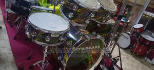 ORIGINAL Standard Drum 5set   Musical Instruments & Gear for sale in Lagos State, Ikeja
