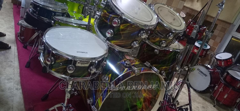 ORIGINAL Standard Drum 5set   Musical Instruments & Gear for sale in Ikeja, Lagos State, Nigeria