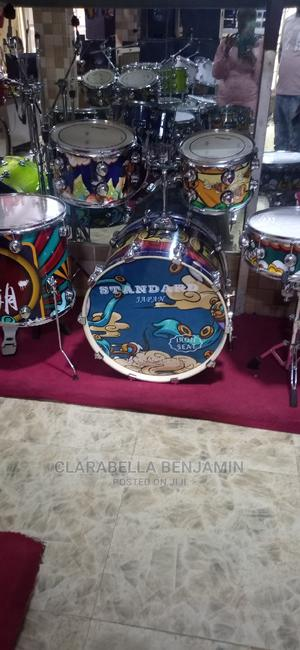Standard 5 Set Drum   Musical Instruments & Gear for sale in Lagos State, Ikeja