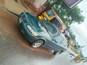 Toyota Camry 1999 Automatic Green | Cars for sale in Lagos State, Epe
