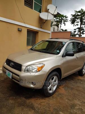Toyota RAV4 2007 2.0 4x4 Gold   Cars for sale in Lagos State, Ojodu