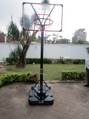 Fibre Basket Ball Stand   Sports Equipment for sale in Lagos State, Surulere