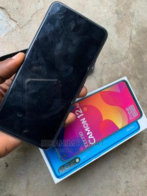 Tecno Camon 12 Air 32 GB Blue | Mobile Phones for sale in Kwara State, Ilorin West